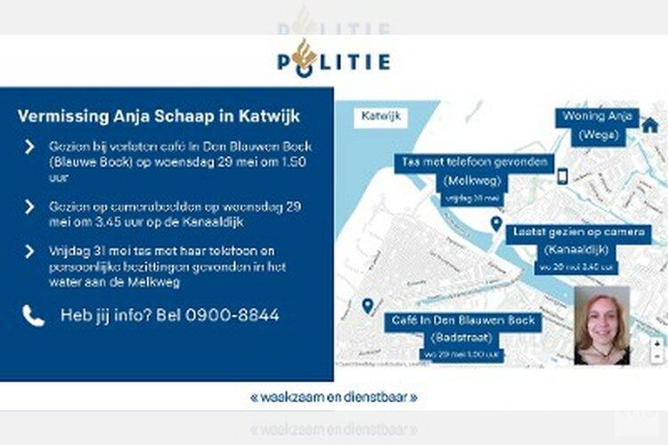 Onderzoek naar overlijden Anja Schaap gaat onverminderd door