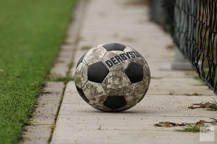 Rijnsburgse Boys laat langs de Treffers