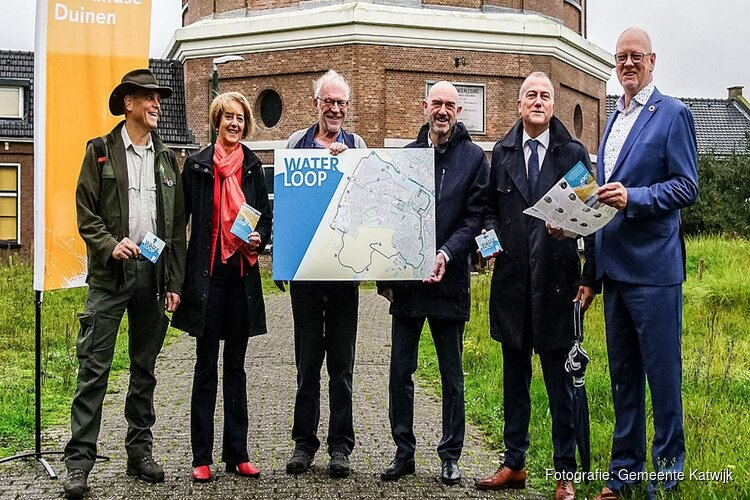 De WaterLoop: een wandeling langs bijzondere 'waterpunten'