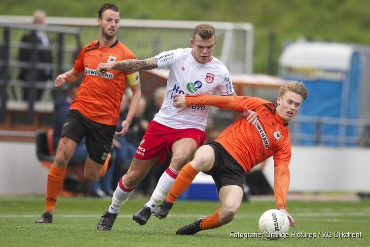 Katwijk in derby langs Noordwijk