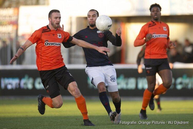 Katwijk in slotfase langs Jong Sparta