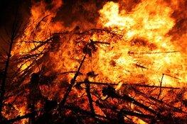 Kerstboomverbranding Valkenburg stopt