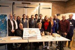 Samenwerking van start voor Limes Bubble Barrier Katwijk
