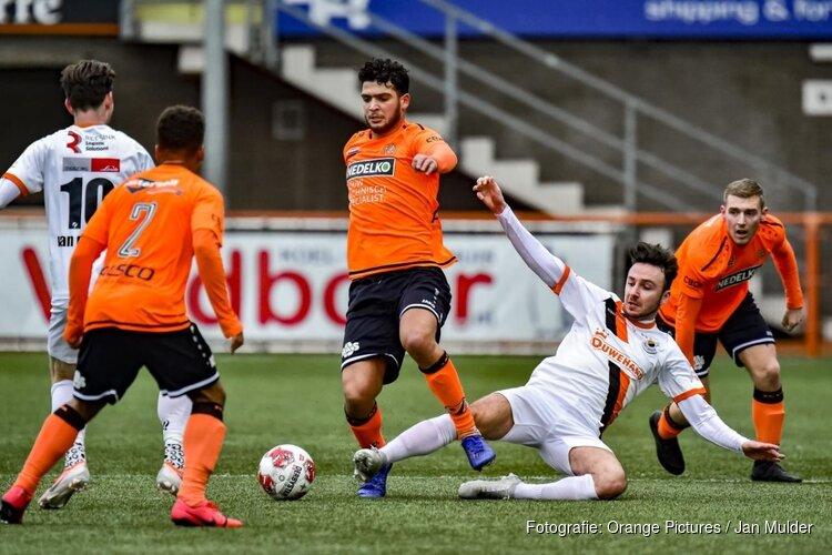 Rode kaart nekt Jong FC Volendam tegen Katwijk