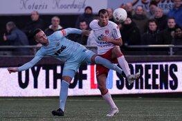 Noordwijk en Rijnsburgse Boys bieden spektakel (3-3)