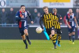 Rijnsburgse Boys in doelpuntenshow langs Excelsior Maassluis
