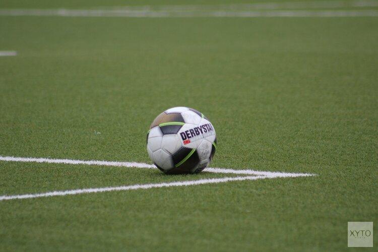 Katwijk geeft voorsprong weg en speelt gelijk in Groesbeek