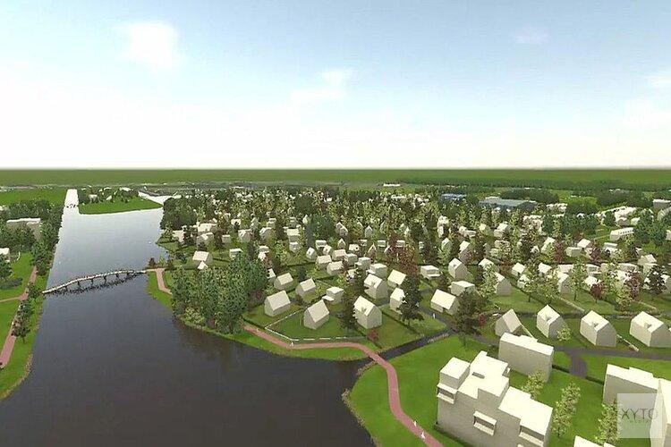 Katwijk bereid om 600 extra woningen te bouwen op Valkenburg