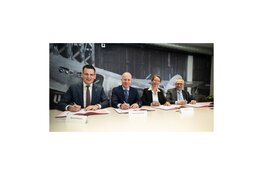 Bestuurders tekenen voor woningbouw op Valkenburg