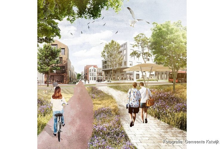 BPD en Katwijk tekenen intentieovereenkomst woningbouw locatie Valkenburg