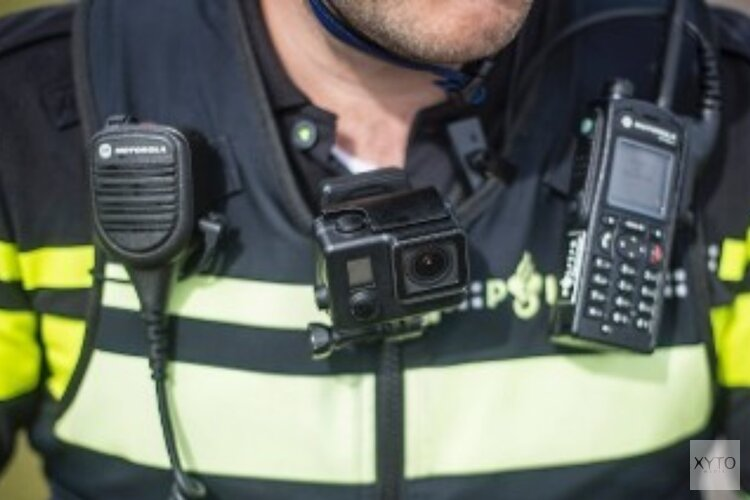 Politie lost waarschuwingsschoten bij aanhouding
