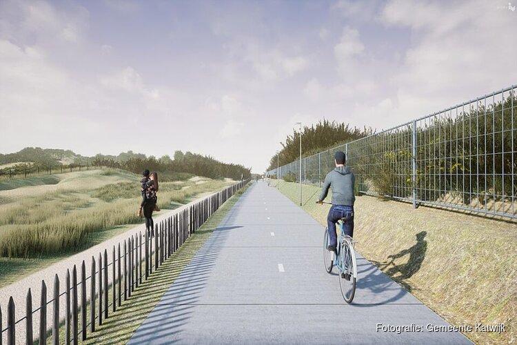 Start werkzaamheden fietspad van Westerbaan naar Laan van Nieuw Zuid