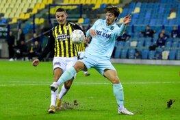 Vitesse naar kwartfinale na nipte winst op ADO Den Haag